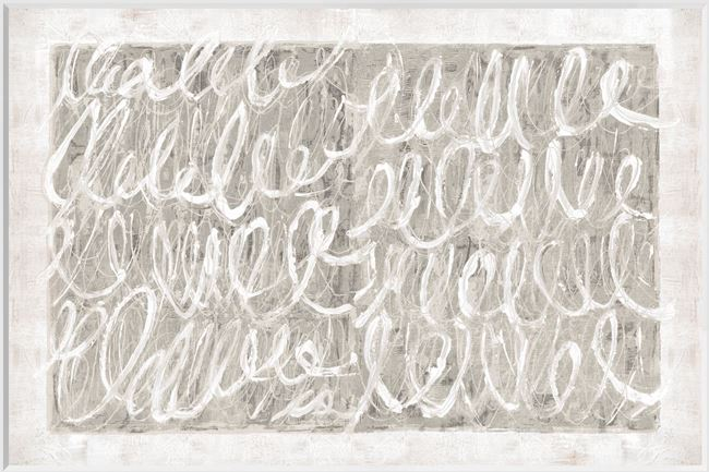 Picture of Twombly Script in Natural