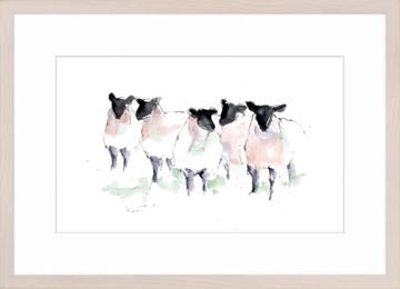 Picture of Watercolour Sheep I