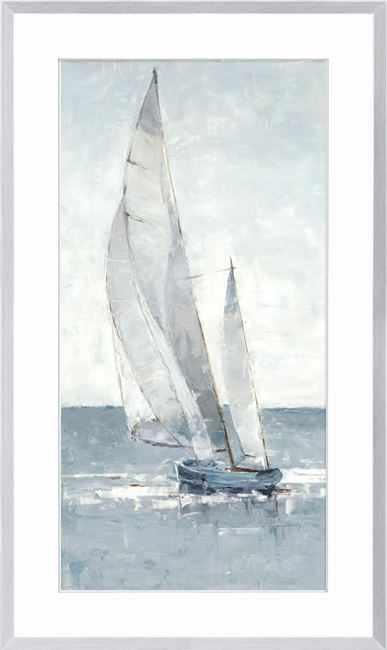 Picture of Grey Seas I