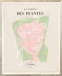 Picture of Parisienne Page XV - Large
