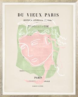 Picture of Parisienne Page XVI - Large