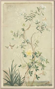 Picture of Chinoiserie Scenic 1775 II