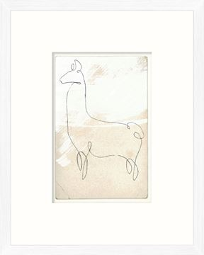 Picture of One Line - Llama