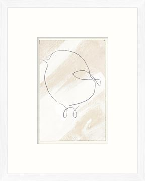 Picture of One Line - Chubby Bird