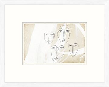 Picture of One Line - Faces
