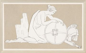Picture of Collection 08 - Wedgewood Tile Design II, 1899