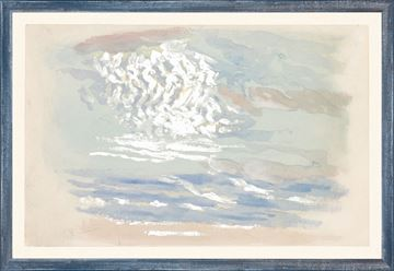 Picture of Collection 08 - Study of Clouds, Rome 1893