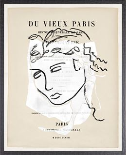Picture of Parisienne Page XVI - Large Neutral