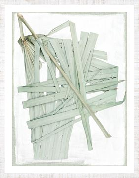 Picture of Palm Pressings II - Biscay - Large