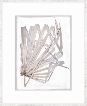 Picture of Palm Pressings III - Lilac Grey