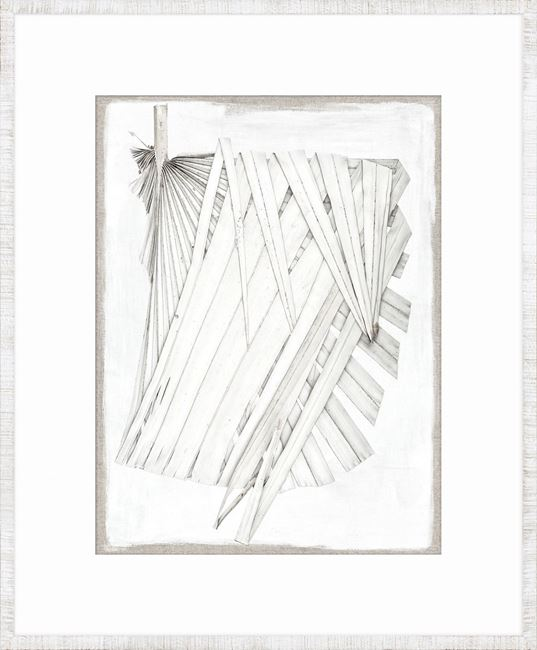 Picture of Palm Pressings II - Oyster