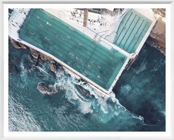 Picture of Bondi Ocean Pool, Sydney Australia - Large
