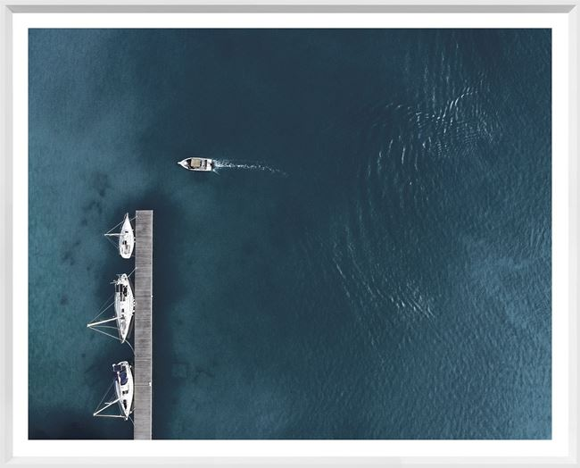 Picture of Three Yachts - Large