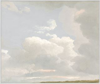 Picture of Cloud Study C. 1800