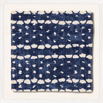 Picture of Indigo Textile XII - Small