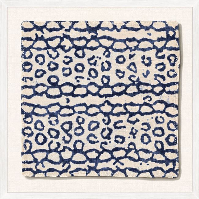 Picture of Indigo Textile II - Large