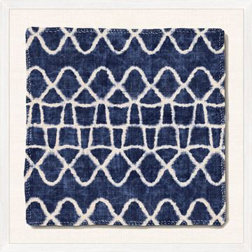 Picture of Indigo Textile IV - Large
