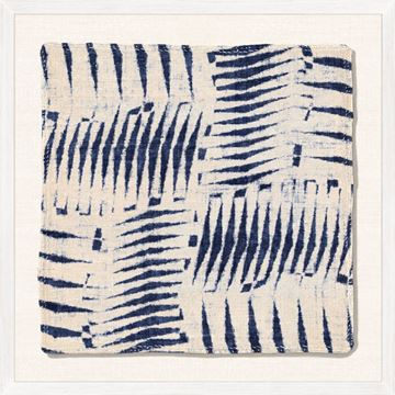 Picture of Indigo Textile VII - Large