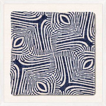 Picture of Indigo Textile X - Large