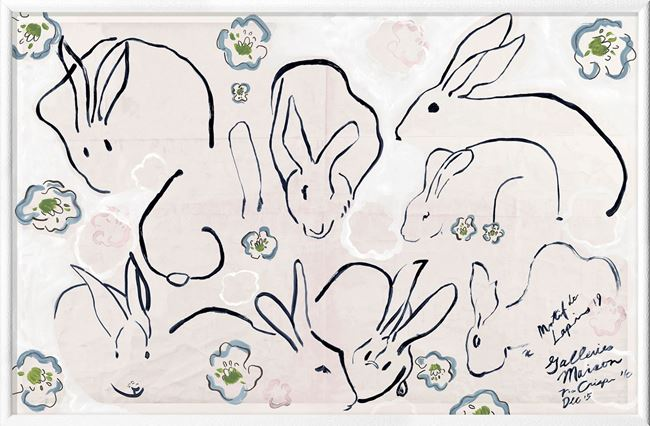 Picture of Lapins, Lapins - Large