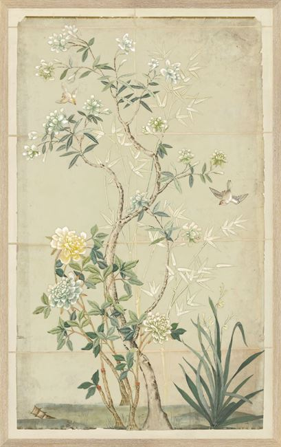 Picture of Chinoiserie Scenic I - Small