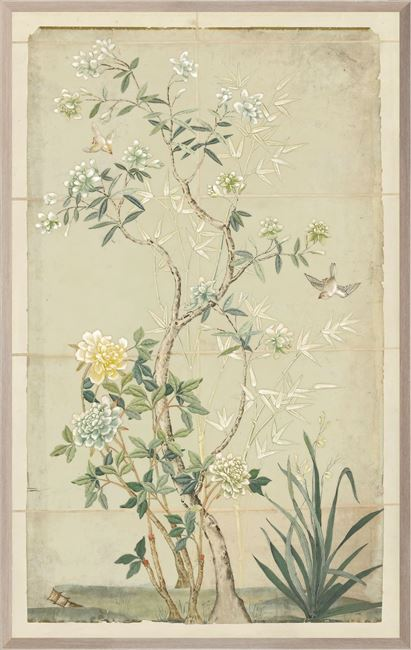 Picture of Chinoiserie Scenic I - Medium