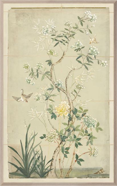 Picture of Chinoiserie Scenic II - Medium
