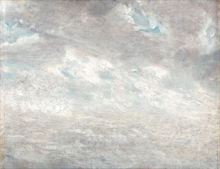 Picture of Constable Cloud Study I C. 1821 - Gallery Wrap Canvas