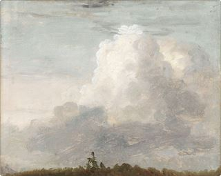 Picture of Clouds C. 1838 - Gallery Wrap Canvas