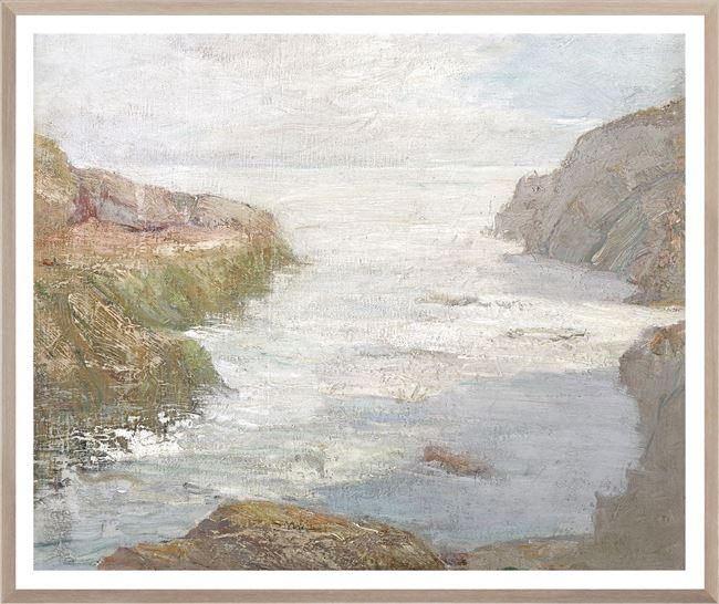 Picture of At Low Tide, C. 1841 - Large