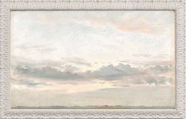 Picture of Petite Scapes - Sunset Study C. 1821