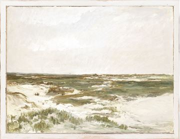 Picture of Petite Scapes - The Dunes at Camiers C. 1871