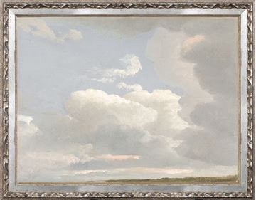 Picture of Petite Scapes - Cloud Study C. 1800