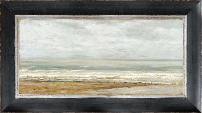 Picture of Petite Scapes - Seascape Near Heijst