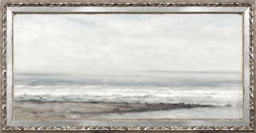 Picture of Petite Scapes - Seascape Near Heijst - Filtered