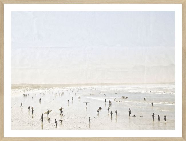 Picture of Idyllic Surf - Small