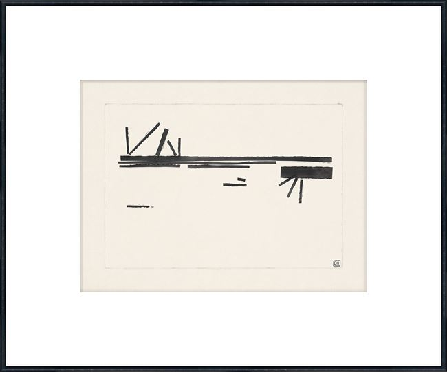 Picture of Matchsticks II - Large