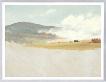 Picture of Hilly Landscape C. 1865-75