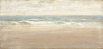 Picture of Seascape II C. 1860 - Gallery Wrap Canvas
