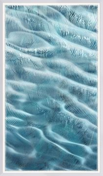 Picture of Undercurrent II - with Acrylic Overlay - Large