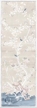Picture of Chinoiserie Panel I C. 1890 - Pastel - Small