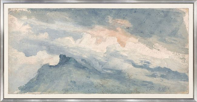 Picture of Collection Vintage - Study of Hill Top and Sky, 1825 - Large