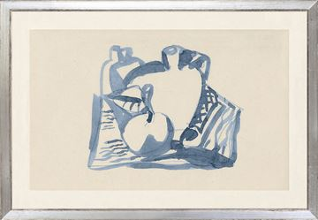 Picture of Collection Vintage - Still Life of Apple & Jug, 1836 - Small