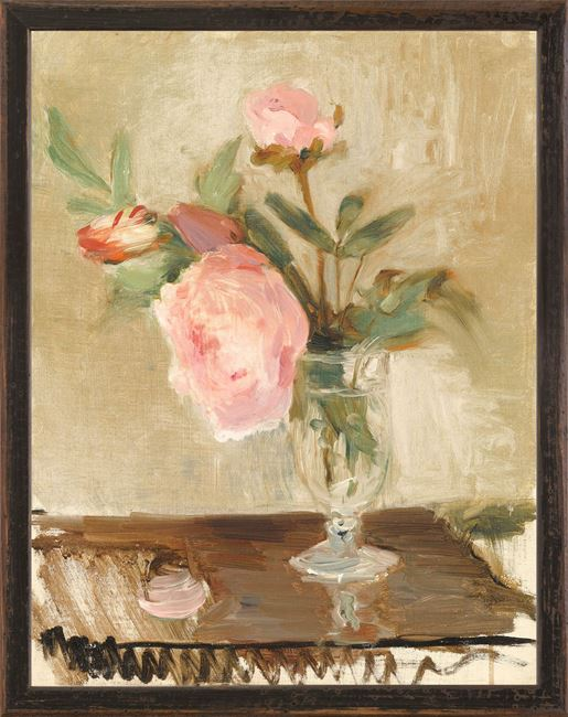 Picture of Collection Vintage - Peonies, 1869 - Small