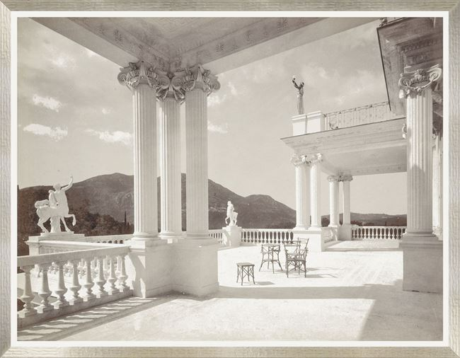 Picture of Palace Achilleion Corfu C. 1895